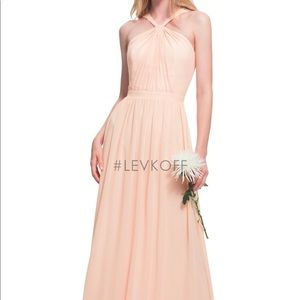 Blush pink Bridesmaid Dress size 16
